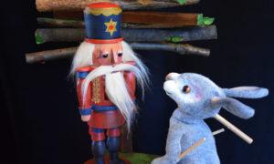 Weihnachten beim kleinen Hasen